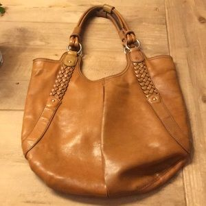 Banana Republic Brown Boho Bag